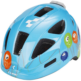 Cube Lume Bike Helmet Children turquoise